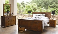Midlands Bedroom Furniture by John Young Furniture from Harvey Norman New Zealand