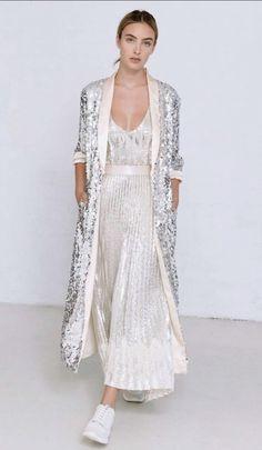 Silk Jumpsuit, Designer Jumpsuits, Flannel Dress, Silk Crepe, Lace Detail, Dress Making, Sequin Skirt, Shop Now, Sequins