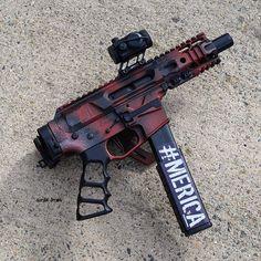 Tshirts For Shooters Ar Build, Ar Pistol, Battle Rifle, Cool Guns, Awesome Guns, Airsoft Guns, Tactical Guns, Submachine Gun, Custom Guns
