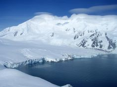 Antarctic ice started melting where it used to be stable for centuries before. http://touchthewood.org/2015/06/16/new-area-of-antarctic-ice-melting-raises-concern/ …