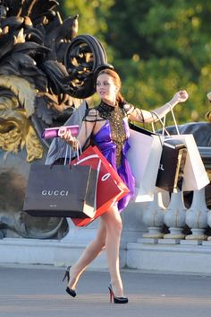 You will rock Paris Blair what a style damn blair