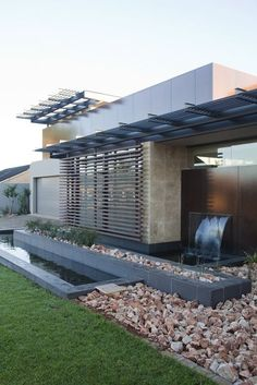 House Abo, Louis Trichardt, South Africa by Nico van der Meulen Architects :: a natural cooling system