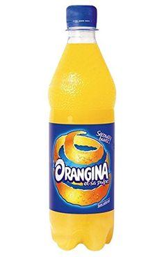 Orangina 50cl (pack de 24): Un grand classique des boissons rafraîchissantes. Orangina a su préserver une image de modernité et de produit… Non Alcoholic Drinks, Packaging Design, Soda, Cocktail, Amazon, Bottle, Refreshing Drinks, Juice, Classic