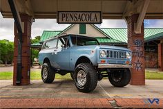 Just out Scouting around in this LS3 powered Scout II ********************************* velocityrestorations#scout #ihscout #carporn #classic #adventure #adventuremobile #offroad #4x4 #blacklist #caroftheday #carswithoutlimits #carsofinstagtam #horsepower #fuelinjection #international harvester #mud