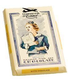 Attractive chocolate bar wrapper