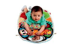 Peek & Play Tummy Time Mat Activity Mat, Tummy Time, Good Times, Infant, Plush, Kids Rugs, Activities, Fun, Baby