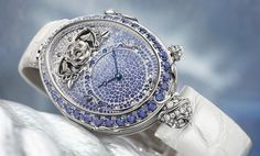 Breguet Reine de Naples Special Anniversary Model and Jewelry Collection The Reine de Naples anniversary piece is the latest in the line of Breguet's Grandes Complications. It includes a striking...