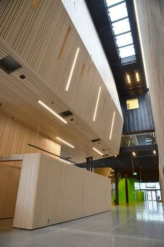 Gallery of Cultural Center Stjørdal / Reiulf Ramstad Arkitekter + Lusparken Arkitekter + JSTArkitekter - 19