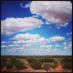 Alice Springs in Northern Territory