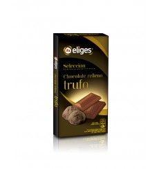 Chocolate relleno Trufa 100 grs.