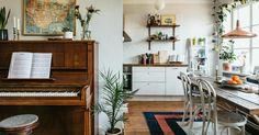 Espíritu bohemio para decorar tu hogar