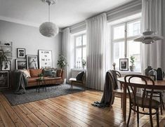 Amazing Scandinavian Living Room Ideas For Sweet Home Design Living Room Modern, Living Room Designs, Bedroom Modern, Diy Bedroom, Trendy Bedroom, Bedroom Rustic, Bedroom Loft, Rustic Couch, Rustic Rugs