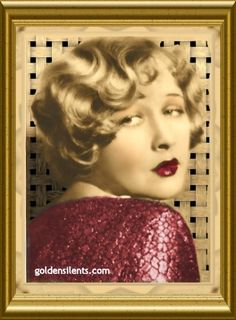 Anna Q. Nilsson, Silent Movie Star - 1888-1974
