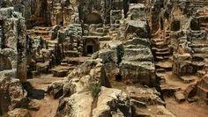 Perre Antik Kenti Adıyaman Türkiye