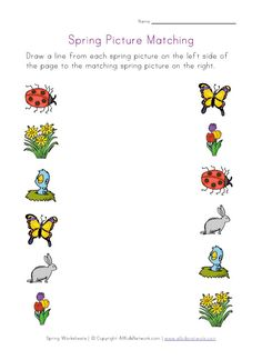 Vocabulary Worksheet Word Free Printable Matching Animals To Their Home Worksheet   Pre  Math Worksheets 9th Grade Pdf with Capital Letters And Full Stops Worksheets Word Spring Picture Matching Worksheet Preschool Worksheetspreschool  Algebra 1 Free Worksheets Pdf