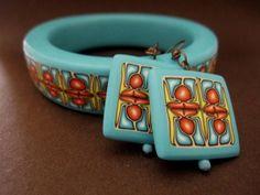 Sets of handmade jewelry.  Fair Masters - handmade kit joke.  Handmade.