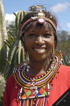 Girl Tribe African Women