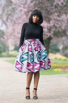 Image of NEW Dien Skirt