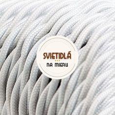 Predstavujeme vám nádherné textilné káble v rôznych farbách a vzoroch Luster, Convenience Store, Convinience Store