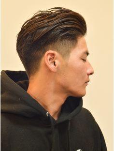 ラフな色気!カジュアルオールバック:L009669049|ヘアーサロン アヤタ 野田店(AYATA)のヘアカタログ|ホットペッパービューティー Mens Hairstyles Fade, Undercut Hairstyles, Haircuts For Men, Undercut Men, Asian Man Haircut, Asian Men Hairstyle, Asian Hair Men, Haircut Men, Fade Haircut