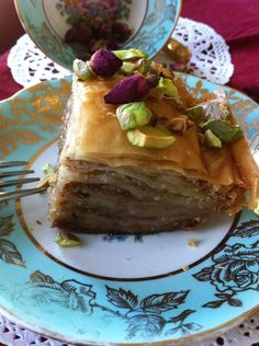 Baklava Elegant Desserts, Pie, Sweets, Food, Torte, Cake, Gummi Candy, Fruit Cakes, Candy