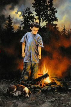 Jim daly/art | Artists | Jim Daly (Figurative Nostalgia and Landscape) | Jim Daly ...