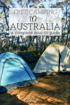 Thinking about free camping in Australia? There's lots of free campsites all over Australia, in every state and territory, that you can enjoy on your road trip down under. Kayak Camping, Camping Spots, Campsite, Camping Hacks, Camping Ideas, Camping Hammock, Winter Camping, Camping With Kids, Romantic Camping