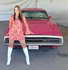 '70 Dodge Charger. Plum Crazy Purple