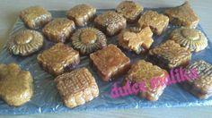 Recette makrout farci aux dattes / receta marroquí de makrout con dátiles y miel