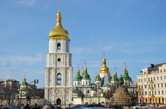 Saint Sophia's Cathedral, Kiev by Alexandr Gusev on 500px