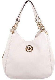 6ce9f376e927e MICHAEL Michael Kors Leather Shoulder Bag Michael Kors Shoulder Bag