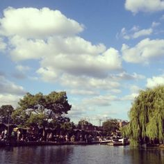 A sunny afternoon in Camden Lock, #London 21°C I 69°F #BurberryWeather