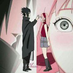Sasuke e Sakura (SasuSaku) || Naruto