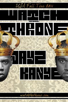 #FullSailAlumni Scott Tatter and Bill Flugan worked on the Jay-Z and Kanye West Watch the Throne Tour.