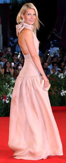 Gwyneth Paltrow, love the dress!