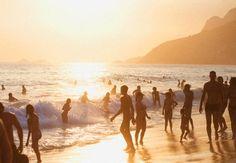 Rio Panema Beach by Garance Dore