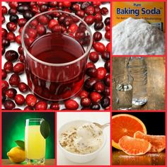 Natural Foods That Heal Urinary Tract Infection