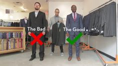 The 7 Things Every Guy Should Know About Suits