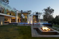 summit house | beverly hills ca | whipple russell architects