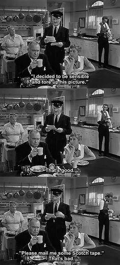 Sabrina (1954) Quote