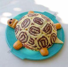 Gateau gertrude la tortue