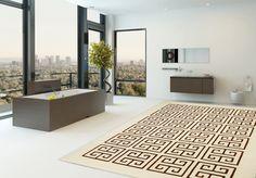 Tapete Atenas Decor, Contemporary, Home Decor, Rugs, Contemporary Rug