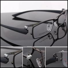 Aliexpress.com   Buy Reading glasses For Men TR90 Frame Myopia Eyeglasses  Full half Frame With Clip Computer Glasses Fashion oculos Glasses Frame  from ... 9f85e48337