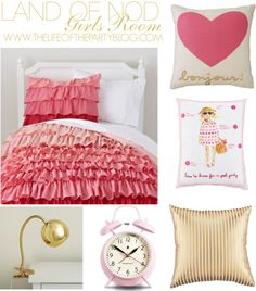 Land of Nod: Bonjour! - The Life of the Party