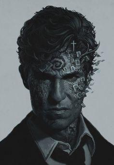 """True Detective"" Œuvres de Yurishwedoff | Artsider"