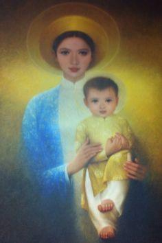 Our Lady of La Vang, Vietnam