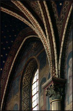 Saint-Germain des Pres church, Paris