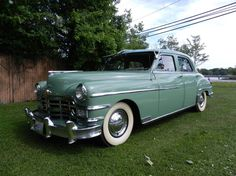 1949 Chrysler Windsor..Re-pin brought to you by agents of #Carinsurance at #Houseofinsurance in Eugene, Oregon