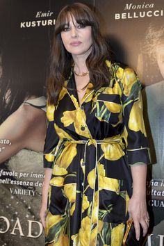 Monica Bellucci #MonicaBellucci On The Milky Road Movie Premiere in Rome 08/05/2017 http://ift.tt/2v2j45s