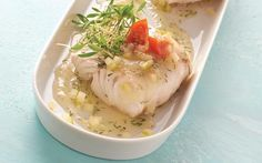 Hoy anímate a preparar estos deliciosos filetes de pescado en salsa de manzana ¡Te va a encantar!  Revista Cocina Vital  cocinavital.mx